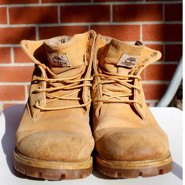 Timberland Boots Size 10.5 mens