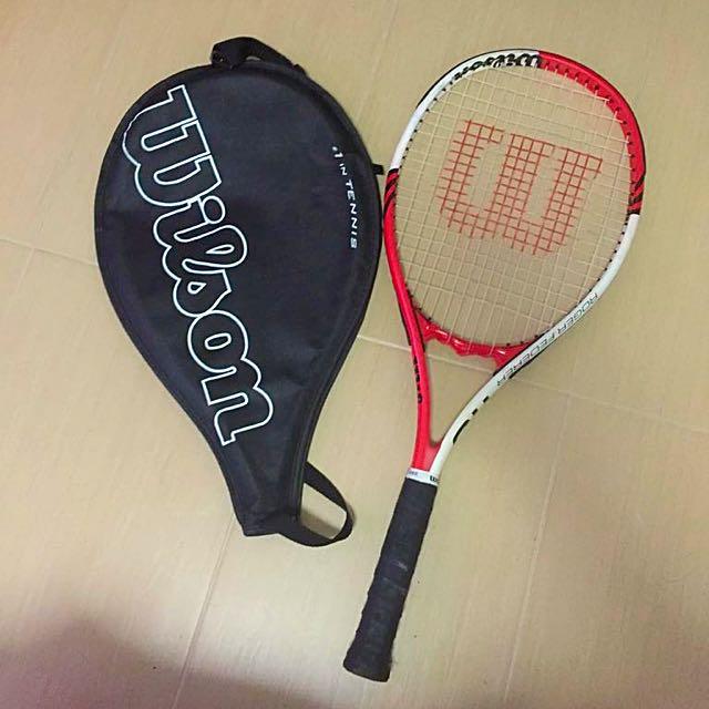 Wilson Tennis Racquet Roger Federer