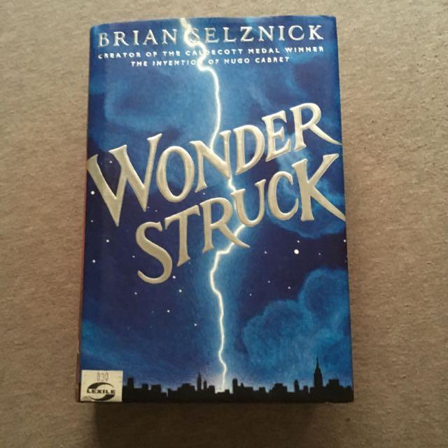 Wonder Struck By Brian Selznick
