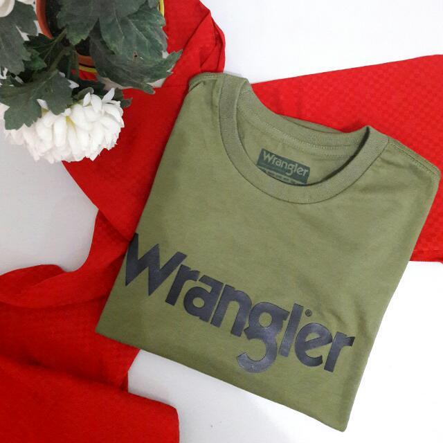 WRANGLER NEWTSHIRT