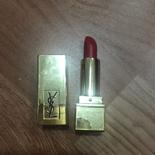 YSL Rouge Pur Couture No 1