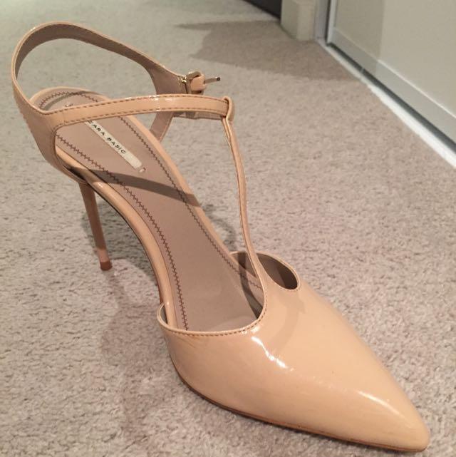 Zara Heels! PRICE DROP