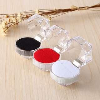 Crystal Ring Box