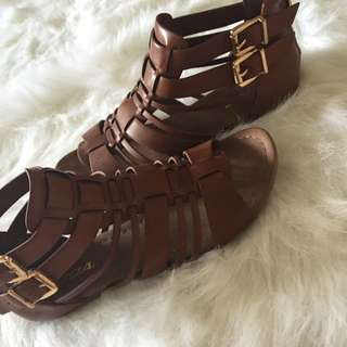 Size 7 Brown Sandals