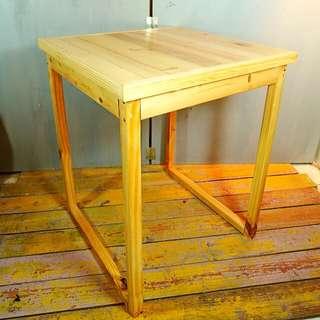 Eagles.Studio-訂製款北歐風原木餐桌 /無印良品/IKEA/Zakka