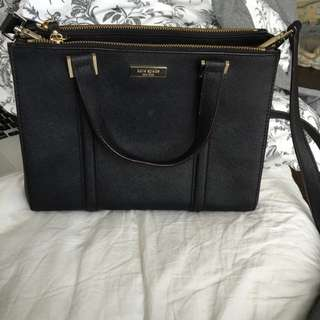 Black Kate Spade Purse For Sale