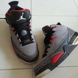 Air Jordan Son Of Mars Stealth