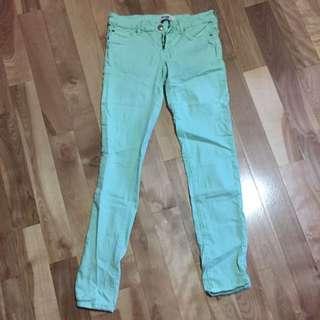 Mint Garage Stretch Jeans