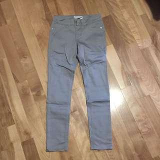 Grey Nygard Pants