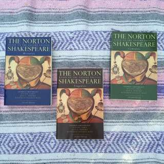 Norton Shakespeare: Histories, Comedies, Tragedies