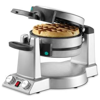 Cuisine Art Breakfast Central Waffle And Omelette Maker