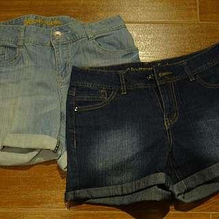 Cache Cache Jeans Shorts / Hot Pants / Hotpants
