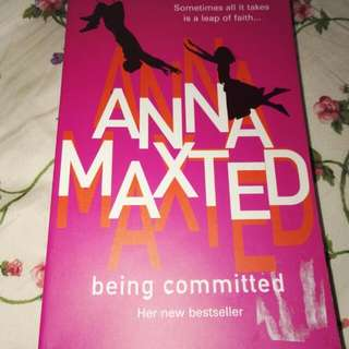 Being Committed By Anna Maxted