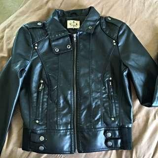 City Beach Woman's Leather Jacket