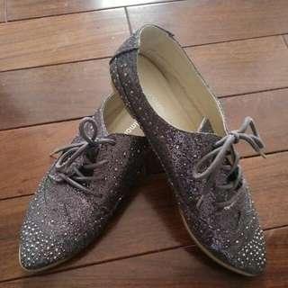 🎀 二手轉賣 低調奢華平底鞋
