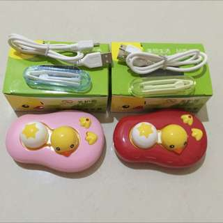 Steamer Softlens Duck