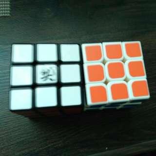 2 rubix speed cube