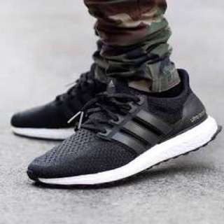 Adidas Black Ultra Boost