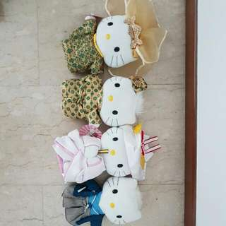Hello Kitty Soft Toys (Macdonald)