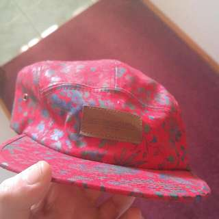 5 Panel Hat Obey