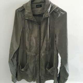 Dotti Military Jacket