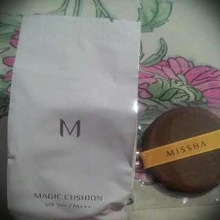 Missha Magic Cushion Line Version BROWN