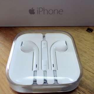 [全新] iphone 原廠耳機