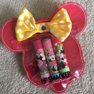 Lipsmacker Minnie Mouse Limited Edition