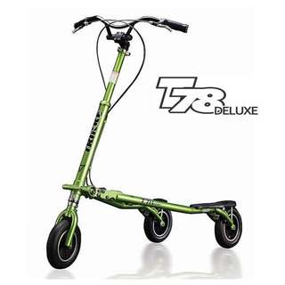 Trikke T78 deluxe With Cover