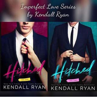 Imperfect Love Series By Kendall Ryan