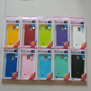 [BN - Clearance] - Samsung Note 4 Mercury Goosperry Jelly Case/Cover