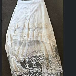Formal Maxi Skirt