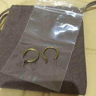 金屬耳環 金