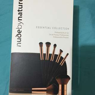 Nude By Nature Professional Brush Set