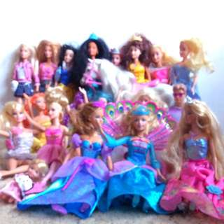 Barbies, Bratz, Accessories And More!