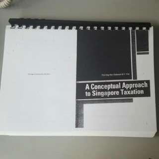AC2301 Tax Textbook Printed