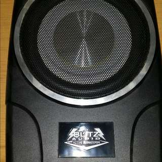 BLITZ Active Subwoofer