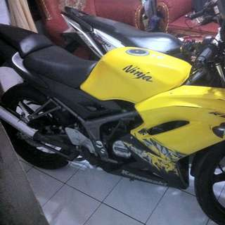 Kawasaki Ninja 150 RR Super KIPS