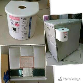 磁式捲筒紙盒