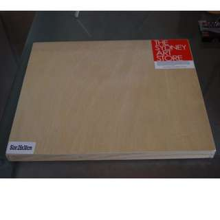 Top Quality Birch Painting Panels. Art Canvas.