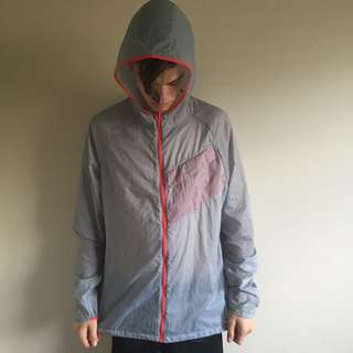 LARGE Nike Raincoat/spray Jacket