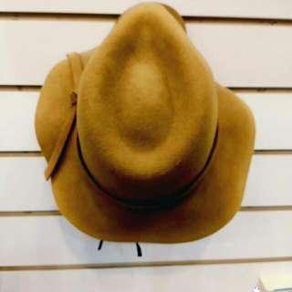 超有質感文青森林系淑女帽