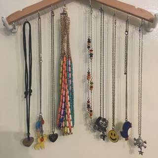 $2 Necklace Pieces!!