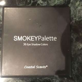 Coastal Scents Smokey Palette