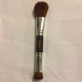 Nude Dual Ended Brush