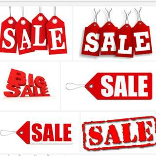 SALE! SALE! SALE! Chat Me And I Will Tell You The New Prices. Thanks!