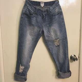 ASOS PETITE Boyfriend Jeans- Size 8
