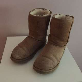 RESERVED** Shoes - Ugg Boots