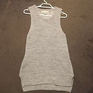 Forever New xs s extra Small Medium Knit Tank Top Sleeveless