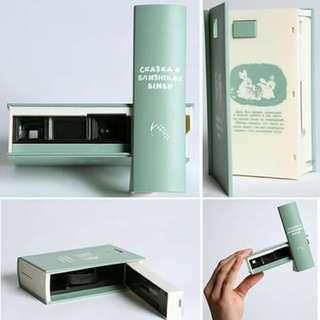 Secret Book Camera
